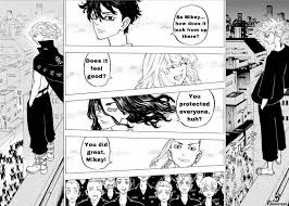 So, takemichi is moved back 12 years. Chapter 203 3 This Is A Translation From Spanish To English By Me Tokyorevengers