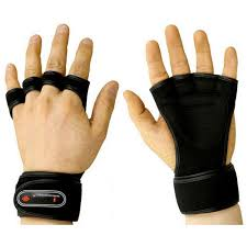 Hand Wrap Gloves Amazoncom New Weight Lifting Gloves Fitness Gym Training Gloves