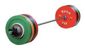 york weight set. york 177.5 kg elite women\u0027s competition bumper set weight