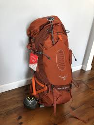 Scored My First Real Backpack With Rain Cover For 251 00