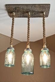 do it yourself lighting. Jar Lights, Mason Lighting And Light Fixture Do It Yourself Lighting