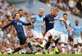 Man city take on spurs in the game of the weekend. Four Things Learned Man City V Spurs Prosoccertalk Nbc Sports