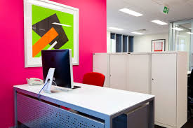 graphic design office. Shared Graphic Design Studio Office