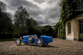 There is a rumor that volkswagen group chairman ferdinand piech bought the car, but that is just rumor at this point. Bugatti Baby Ii Revealed At Bugatti S 110th Anniversary Bugatti Newsroom