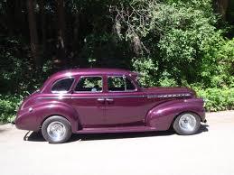 1940 Chevrolet 4 Door Sedan | Stuff to Buy | Pinterest | Chevrolet ...