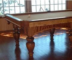 custom pool tables. Custom Pool Tables, Snooker Antique Poll Tables