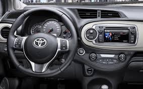 Toyota Releases More Photos of European-Market 2012 Yaris Hatchback