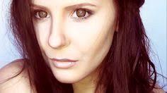 nina dobrev the vire diaries elena make up tutorial by anastasiya shpagina