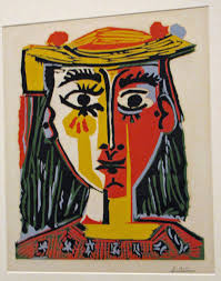 done 2016 take a photo with an original picasso painting