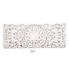 floral carved wooden wall art panel siam sawadee on carved wood wall art white with 15 carved wooden wall decor wall decor teak round lotus panel
