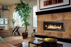 GasfireplaceideasBedroomFarmhousewithgasfireplaceslighting Gas Fireplace Ideas