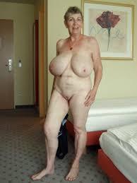 Granny extreme massive tits