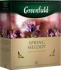 <b>Чай черный</b> байховый <b>Greenfield English</b> edition, 100х2 г ...