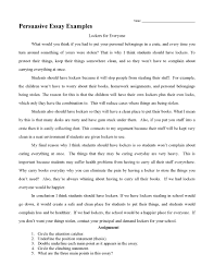 an example of a persuasive essay persuasive essay examples preview