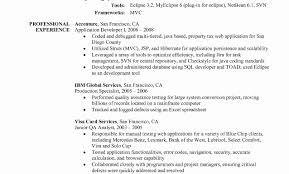 Pl Sql Developer Sample Resume Best Of Sample Cover Letter For C