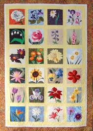 Paper Piecing Flower