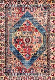 multi color colorful distressed area rugs royalty oriental rug persian vancouver oriental rugs