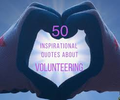 Giving Back Quotes Simple 48 Inspirational Quotes About Volunteering Giving Back