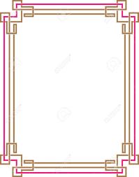 frame border design. Contemporary Frame Frame Border Design Vector Art Stock  32259988 And 123RFcom