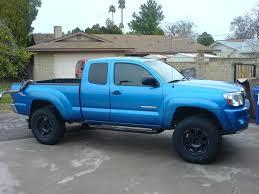 Toyota Tacoma..love this blue | Cars I adore | Pinterest | Toyota ...