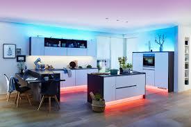 Led Beleuchtung In Der Küche Led Stripes Von Paulmann Für Unterbau