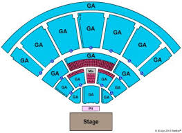 Midflorida Amphitheatre Seating Chart Midflorida Credit Union Amphitheatre At The Florida State