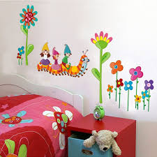 kids rooms kids room wall decor pvc waterproof removable wall jungle kids wall mural for