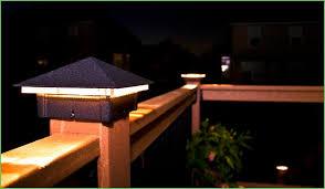 diy deck lighting. Plain Lighting Lighting Deck Lighting Lighted Post Solar Powered Lights For Posts  And Diy A