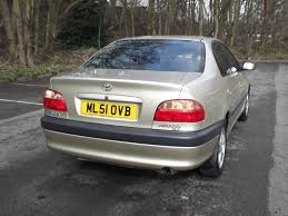 Second Hand Toyota Avensis 1.8 VVTi GLS 4dr Auto for sale in ...