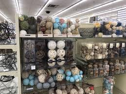 Decorative Balls Hobby Lobby