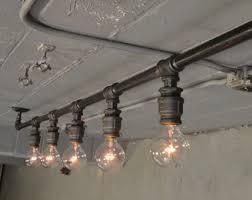 industrial track lighting. brilliant track steampunk light pendant lighting ceiling by westninthvintage industrial  track  in