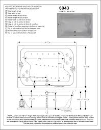 a6043 specification sheet