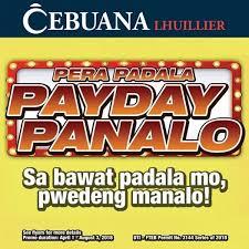 Philippines Cebuana Contest Lhuillier Loopme