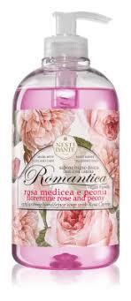 "Жидкое <b>мыло</b> ""<b>Romantica</b>"" <b>Florentine Rose</b> and Peony 500 мл"