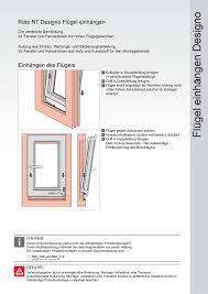 Montage Einstell Und Wartungsanleitung Pdf