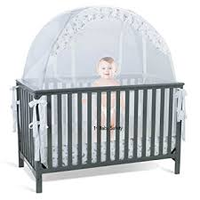 amazon com baby crib tent safety net pop up canopy cover never