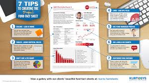 Fact Sheet Templates 24 Tips to Creating the Perfect Fund Fact Sheet [INFOGRAPHIC] 1