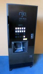 Ivend Vending Machine Extraordinary Rijo Ivend LI Instant Tea Coffee Hot Chocolate Coin Drink Vending