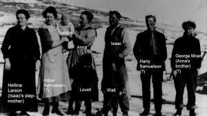 Helene Olsdatter (1854-1927) – Ole Larson's Folks