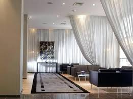 basement curtain ideas.  Ideas Using Curtains As Room Dividers Curtain Ideas An Idea In Sliding Decor 4 And Basement