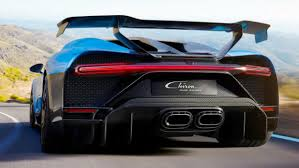 That's the thing to remember. 2021 Bugatti Chiron Sport