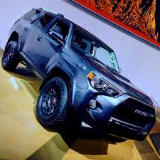 2018 toyota 4runner colors. contemporary 2018 2018 toyota 4runner detroit auto show intended colors