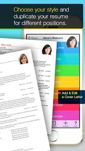 39 Best Resume Cv Apps Images On Pinterest Curriculum Resume And