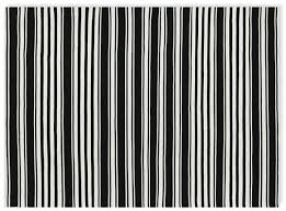 view in gallery black and white striped rug from area ikea simple stripes summer decor grey and white striped rug