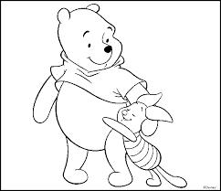 Disegni Per Bambini Da Stampare E Colorare Winnie The Pooh 20 By
