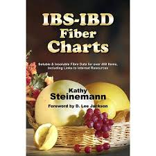 Ibs Ibd Fiber Charts Soluble Insoluble Fibre Data For Over 450 Items Including Links To Internet Resources Ebook