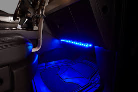 install led interior lights in your car