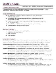 Lpn Resumes Templates Simple Resume Cover Letter Templates For Lpn Resume Cover Letter