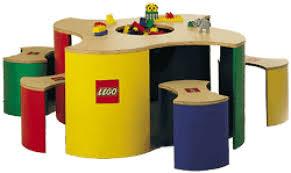 lego play table