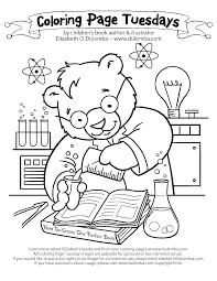 Chemistry Coloring Pages Coloring Science Coloring Pages Kids